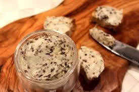 Le beurre de truffes... un régal !