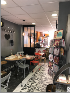 La Marchande passe à table chez Maison et Tartine à Reims