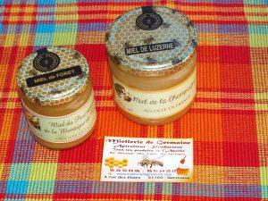 Le miel et les abeilles, à la Miellerie de Germaine