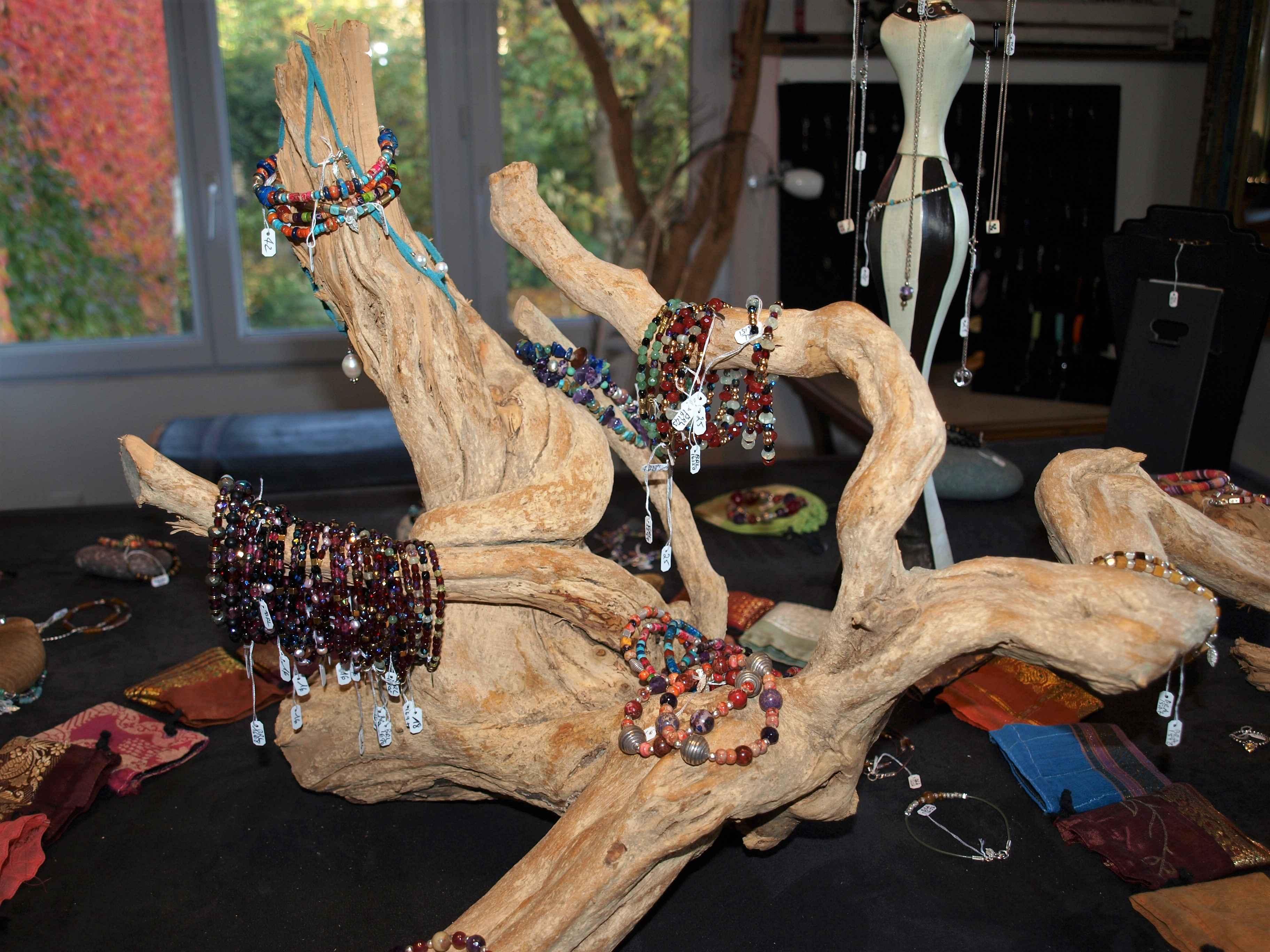 Les bijoux d'Agathe Plume
