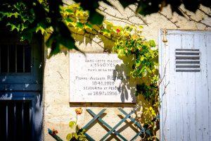Maison d'Auguste Renoir à Essoyes
