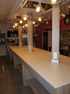 Atelier culinaire de La Cav'O Truffes