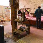 Café au marché de Matougues