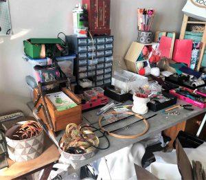 Atelier de Laura Mansuy