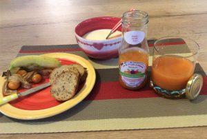 Les Délices de Guillaume au petit déjeuner