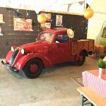 La voiture de La Caravane
