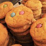 Cookies chocolat-smarties d'Hanitra