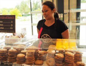 Les cookies d'Hanitra, des cookies artisanaux !