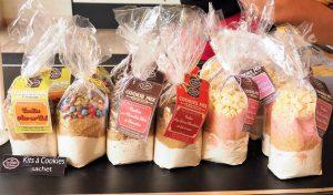 Les kits à cookies d'Hanitra
