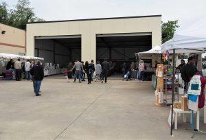 Le marché Arts et Terroirs de Villers-Franqueux