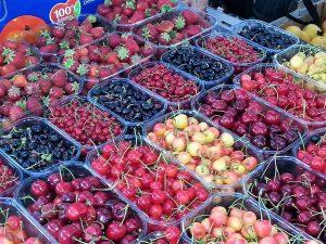 Fraises et Compagnie : les fruits rouges de Louise-Anaïs