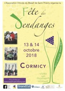 La Fête des Vendanges 2018, à Cormicy
