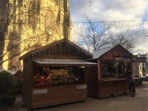 Les producteurs et artisans-créateurs locaux sur le marché de Noël 2018 de Reims