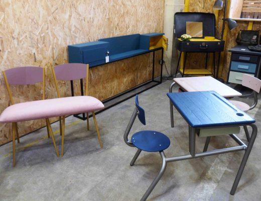 Quelques meubles de Georgette
