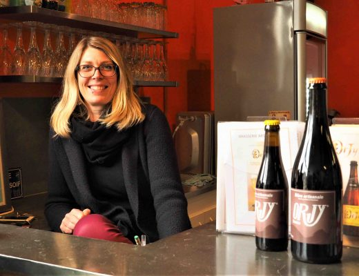 Nathalie PLOYART, bière ORJY