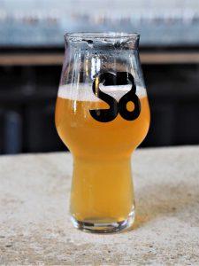 La jolie bière blonde du SCHED