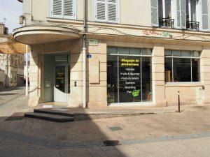 La Ferme du centre, rue des Fripiers