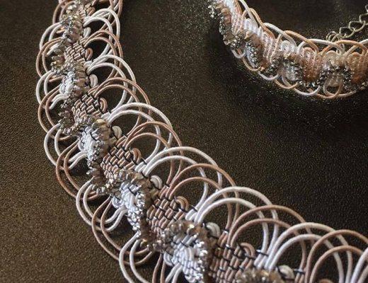 Ensemble collier-bracelet