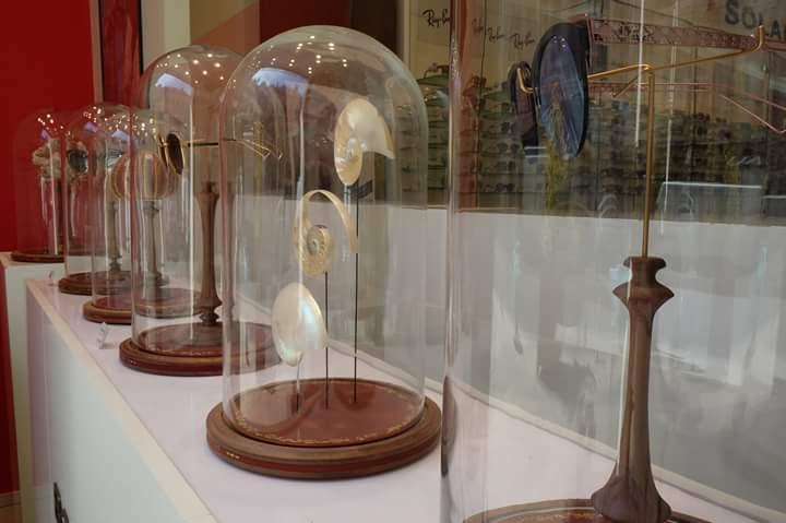 Globes de curiosités