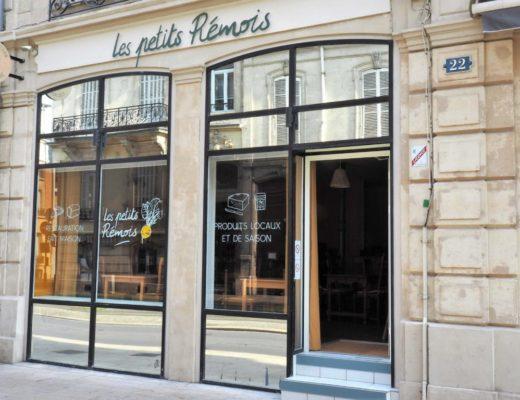 Au 22 rue Thiers à Reims