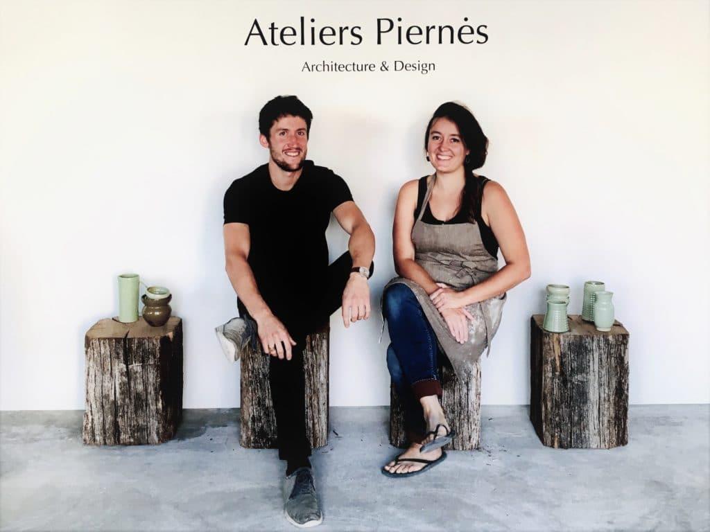 Pierre-Louis et Inès WARIS