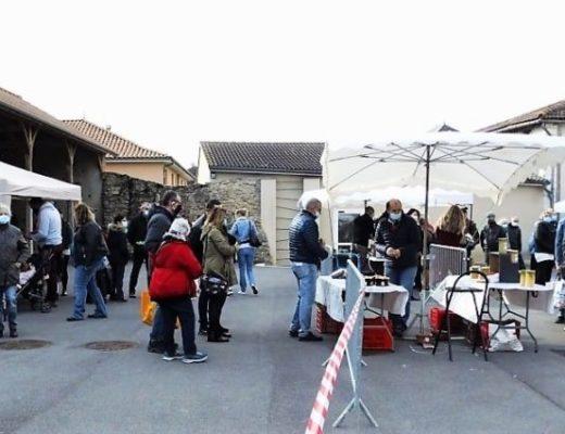 Le marché de Terroir et de l'Artisanat à Ecury-sur-Coole