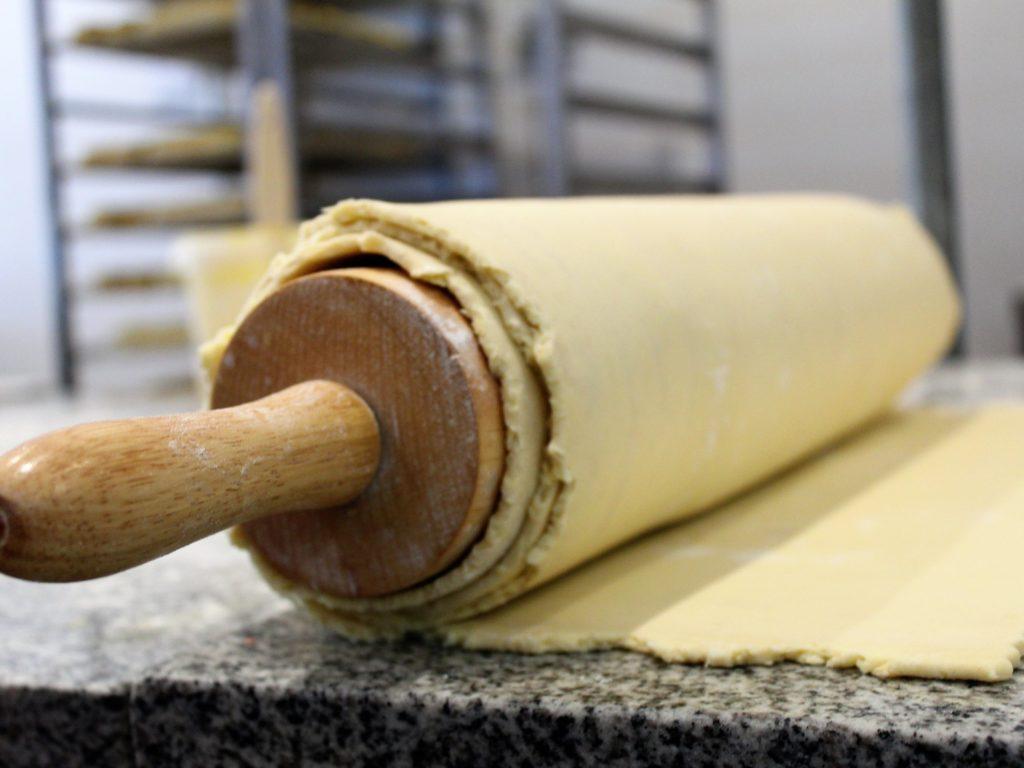 """Pâte feuilletée prête à """"emballer"""" les pâtés"""