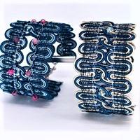 Bracelets en passementerie