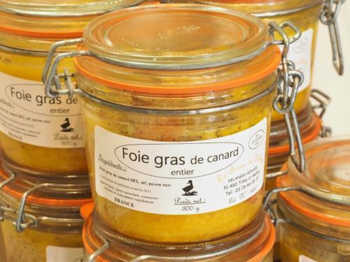 Le foie gras !