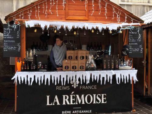 La Rémoise, bière artisanale