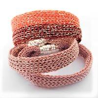 Bracelets en mailles