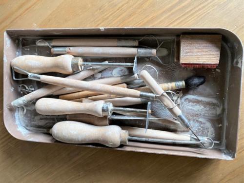 Les outils d'Inès