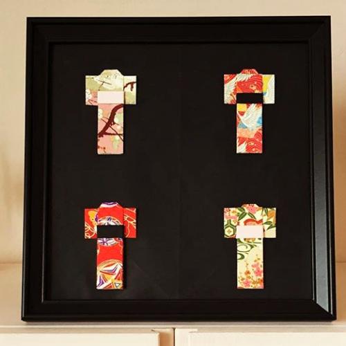 """Tableau """"kimonos"""""""
